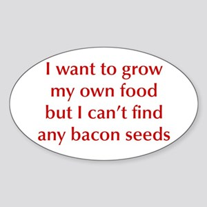 bacon-seeds-opt-dark-red Sticker